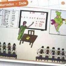 Elle explique clairement les leçons (Inde) - Lecture - REPORTAGES pour enfant - Raconte-moi ton école (en partenariat avec Aide et Action)