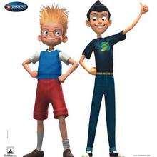 Fiche personnage : Lewis et Wilbur