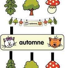 Guirlande d'automne - Activités - BRICOLAGE ENFANT - Les activités de Charivari