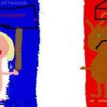 Julie de France 4 - Dessin - Dessins ENFANT POUR LA PAIX