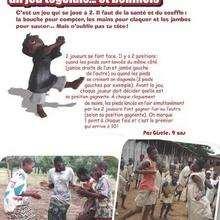 L'Ampé, un jeu du Togo et du Bénin