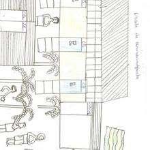 L'école de Namoundjoate - Lecture - REPORTAGES pour enfant - Aide et Action - 1ere vague de correspondance TOGO