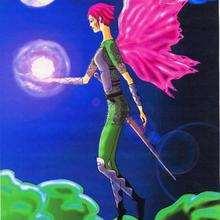L'elfe de Christelle