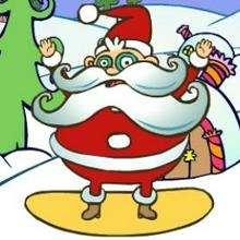 La chasse aux Jonkles - Jeux - Jeux des fêtes - Jeux de Noël - Jeux Flash Noël