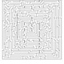 Labyrinthe N°10 - Jeux - Jeux de Labyrinthes