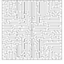 Labyrinthe N°11 - Jeux - Jeux de Labyrinthes
