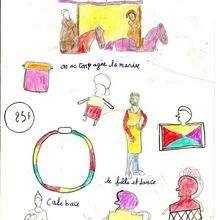 Le mariage n°1 - Lecture - REPORTAGES pour enfant - Aide et Action - 1ère vague de correspondance SENEGAL