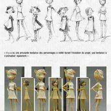Les secrets de fabrication de Max&Co3 - Dessin - Dessin PERSONNAGES FILM - Dessin MAX & CO - SECRETS FABRICATION MAX & CO