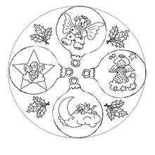 Mandala des Anges