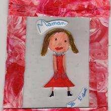 Dessin d'enfant : Maureen Dilo d'Annemasse (France)
