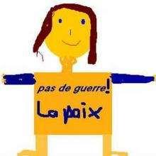 Mickaël de France 2 - Dessin - Dessins ENFANT POUR LA PAIX