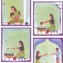 Mouroucou (entrée indienne) - Activités - RECETTE ENFANT - Recette cuisine entrées enfants