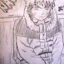 Naruto de Theo - Dessin - Dessin DRAGON