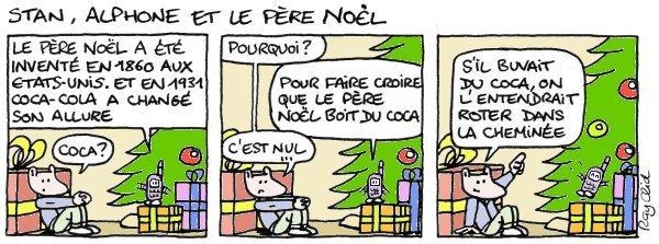 Père Noël - Lecture - Bande dessinée - P-Q-R