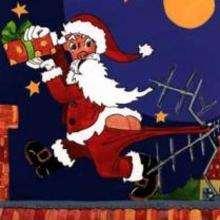 Père-Noël - Dessin - Dessin FETES - Images NOEL - Images PERE NOEL