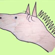 Dessiner une tête de cheval - Dessin - Apprendre à dessiner - Dessiner avec ta main