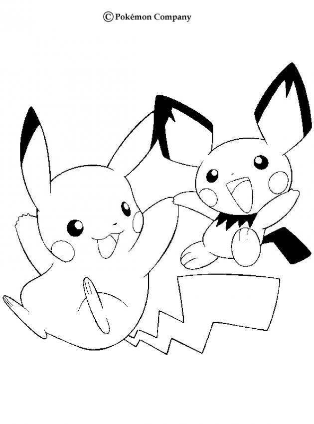 Coloriages Pokemon Fr Hellokids Com