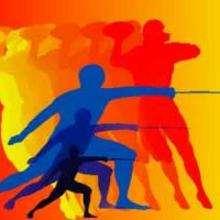Pochoirs sportifs - Dessin - Dessin SPORT