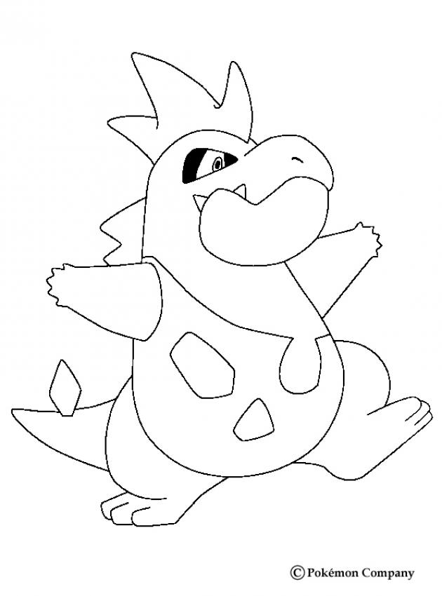 Pokemon N�30 - Coloriage - Coloriages POKEMON