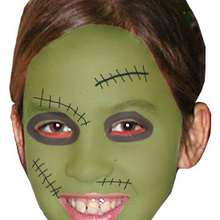 maquillage de Frankensteain
