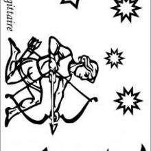 Sagittaire - Lecture - REPORTAGES pour enfant - Astrologie - Les signes du Zodiaque.