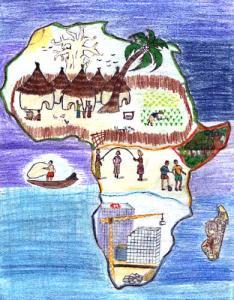 Senegal de Ndiro Abdou