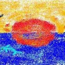 Soleil Rouge - Dessin - Dessin A COLORIER