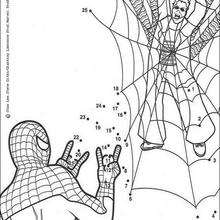 Spiderman et Octopus