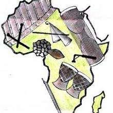 Togo de Papsone - Dessin - Dessin PAYS - Dessin AFRIQUE - Dessin TOGO