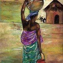 Togo - Dessin - Dessin PAYS - Dessin AFRIQUE - Dessin TOGO