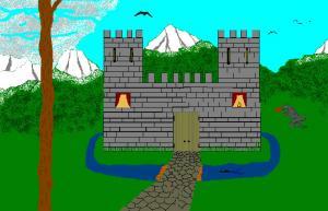 Un Château Fort