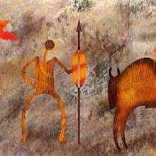 Une Fresque - Dessin - Dessin HISTOIRE