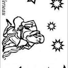 Verseau - Lecture - REPORTAGES pour enfant - Astrologie - Les signes du Zodiaque.