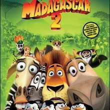 Madagascar coloriages vid os et tutoriels lire et - Girafe dans madagascar ...