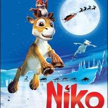 DVD - NIKO LE PETIT RENNE