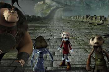 Chasseurs de dragons (5/11) - Vidéos - Les dossiers cinéma de Jedessine - Archives cinéma - DVD Novembre & Décembre 2008