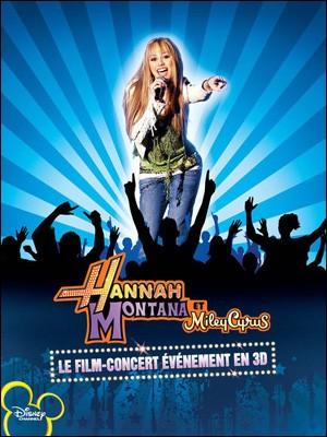 HANNAH MONTANA (en DVD le 11/12/08) - Vidéos - Les dossiers cinéma de Jedessine - Archives cinéma - DVD Novembre & Décembre 2008