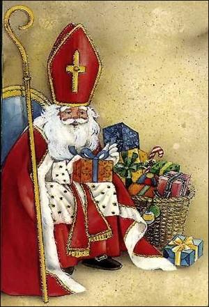 L Histoire De Saint Nicolas Entre Sel Et Mer