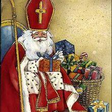 La légende de Saint Nicolas. - Actualités