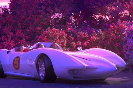 SPEED RACER (le 18/12) - Vidéos - Les dossiers cinéma de Jedessine - Archives cinéma - DVD Novembre & Décembre 2008