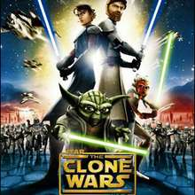 STAR WARS: THE CLONE WARS  (04/03) - Vidéos - Les dossiers cinéma de Jedessine - Archives cinéma - DVD Mars et Avril 2009