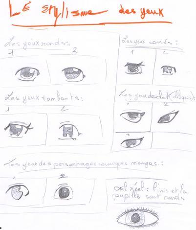 Dessin mangas de moi - Dessin - Dessins et images des membres de Jedessine - Dessins