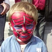 Fiche maquillage : spiderman