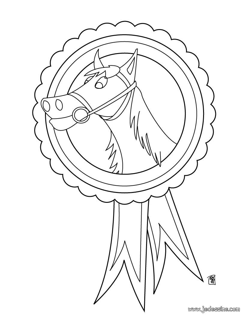 coloriages cheval coloriages coloriage à imprimer gratuit fr