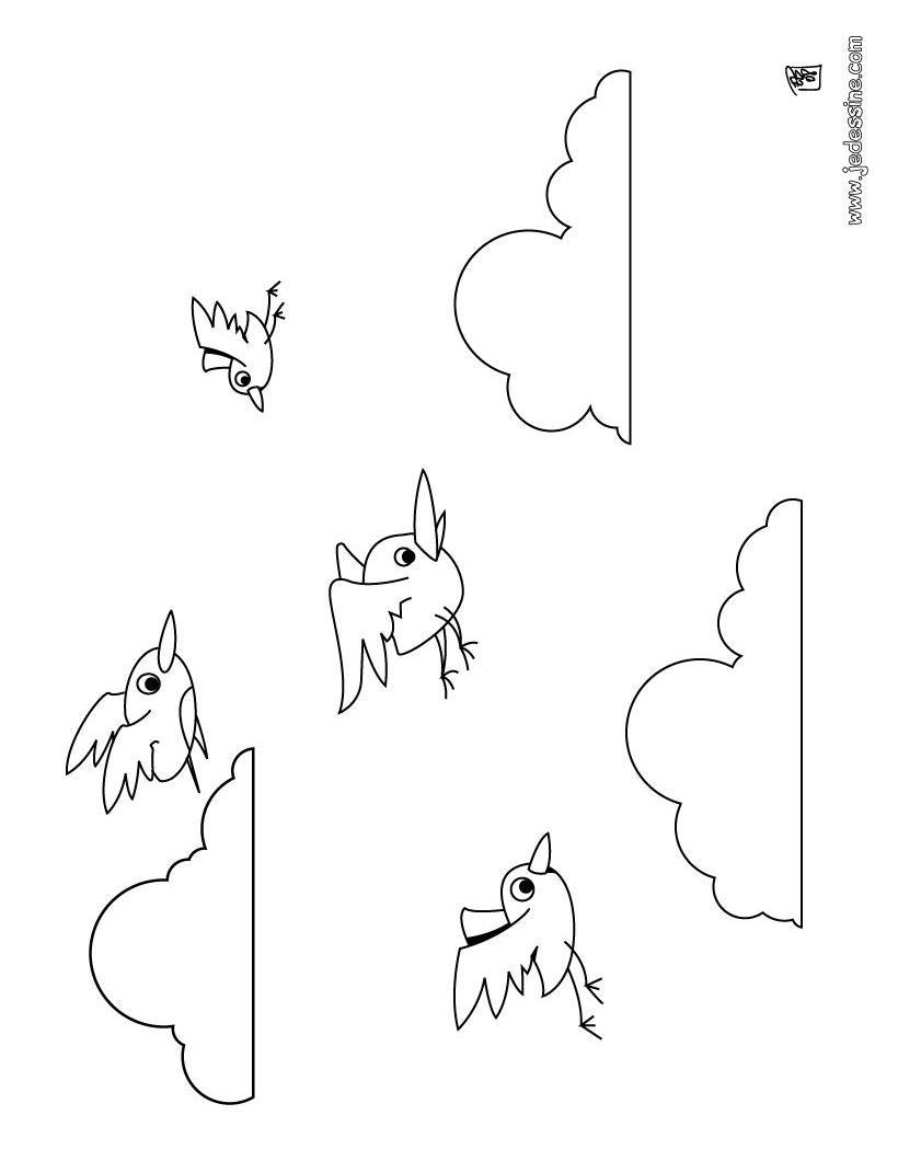 Comment Dessiner Un Oiseau