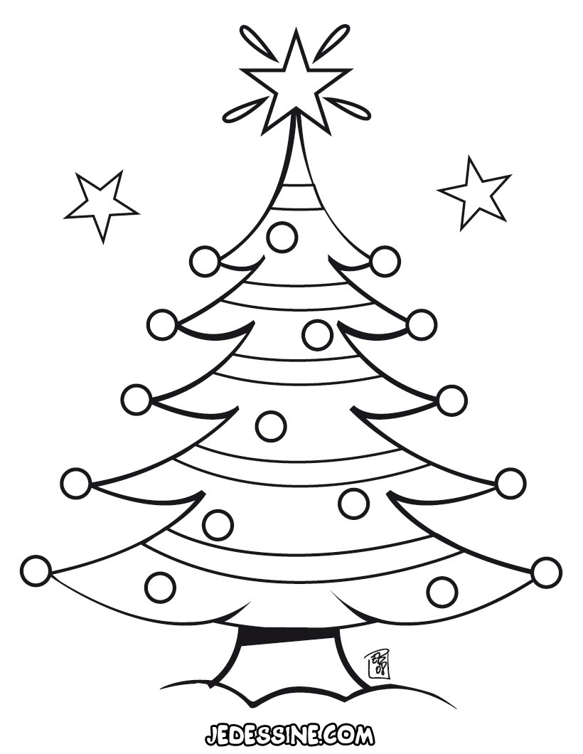 dessin d un sapin de noel my blog. Black Bedroom Furniture Sets. Home Design Ideas