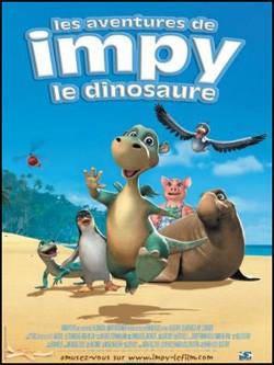 Les aventures de Impy le dinosaure (le 4/12) - Vidéos - Les dossiers cinéma de Jedessine - Archives cinéma - DVD Novembre & Décembre 2008
