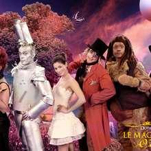 Dothy et le Magicien d'Oz, merveilleux conte et spectacle musical pour les enfants