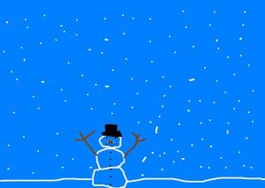 Comment dessiner paysage hivernal - Dessiner un paysage d hiver ...