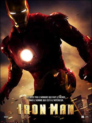 IRON MAN (en DVD le 05/11) - Vidéos - Les dossiers cinéma de Jedessine - Archives cinéma - DVD Novembre & Décembre 2008